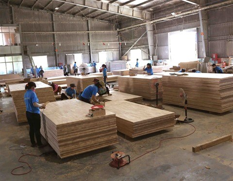 Le bois vietnamien a la cote a l'export hinh anh 1