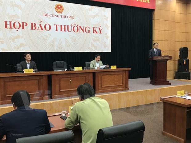 2019 serait la quatrieme annee consecutive d'excedent commercial du Vietnam hinh anh 1