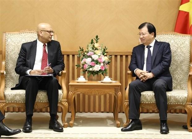 Promotion de la cooperation entre la BM et le Vietnam dans l'energie hinh anh 1