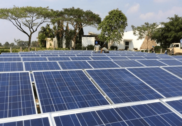Le Cambodge approuve quatre projets solaires totalisant 140 MW hinh anh 1