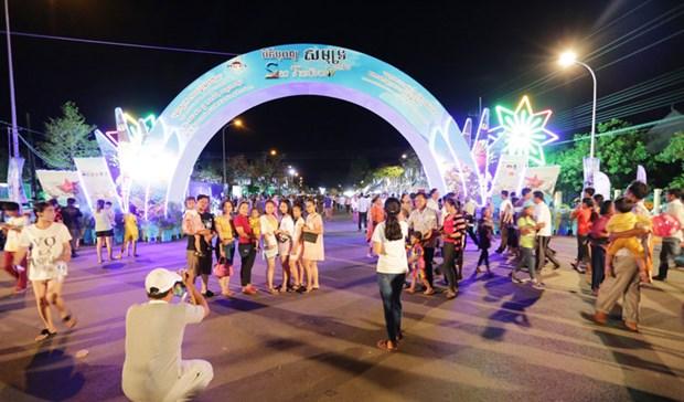 Cambodge : le Festival de la mer de Kampot 2019 attirent pres de 900.000 visiteurs hinh anh 1