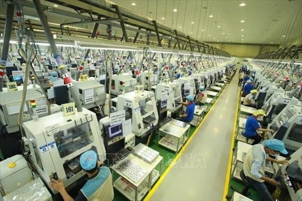 Les medias internationaux impressionnes par les realisations economiques du Vietnam hinh anh 1