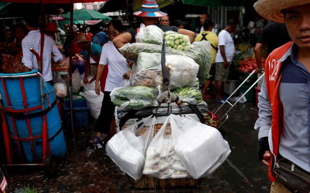 La Thailande interdit l'usage de sacs en plastique a usage unique des 2020 hinh anh 1