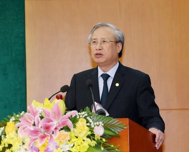 La Commission des affaires interieures doit intensifier sa lutte contre la corruption hinh anh 1