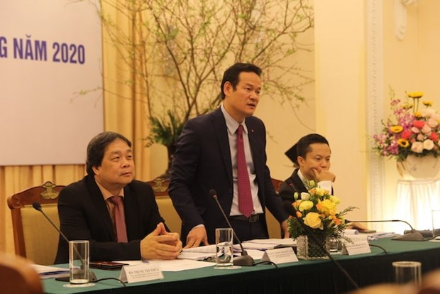 Le Comite national de l'UNESCO du Vietnam, bilan et orientations hinh anh 1