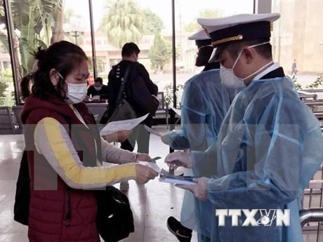 Coronavirus : des localites renforcent les mesures de prevention hinh anh 1
