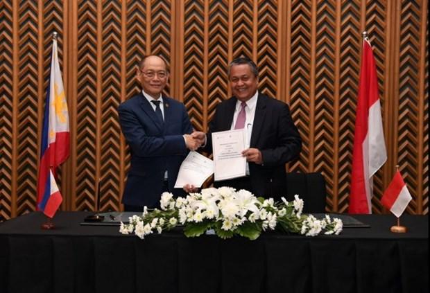 L'Indonesie et les Philippines concluent un accord sur les systemes de paiement hinh anh 1