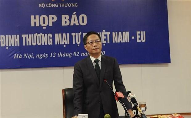 La ratification de l'EVFTA par le Parlement europeen temoigne de sa confiance envers le Vietnam hinh anh 1