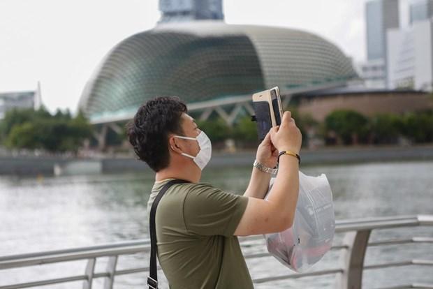 COVID-19: Singapour baisse ses previsions de croissance pour 2020 hinh anh 1