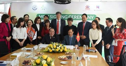 Le Vietnam et la Republique de Coree cooperent sur les technologies vertes hinh anh 1