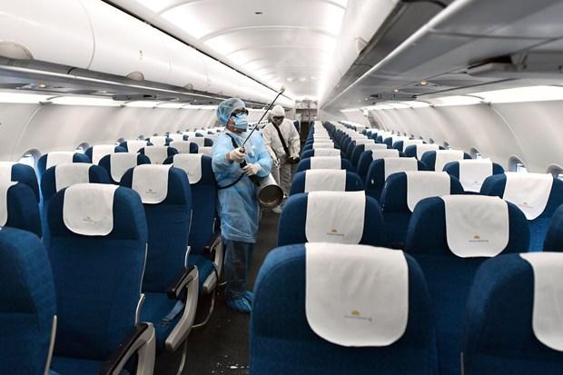 Le transport aerien a du plomb dans l'aile au Vietnam hinh anh 1