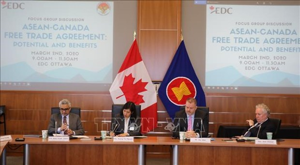 L'Accord de libre-echange entre l'ASEAN et le Canada : potentialites et benefices hinh anh 1
