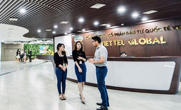 Viettel Global realise un benefice de 2,154 billions de dongs en 2019 hinh anh 1
