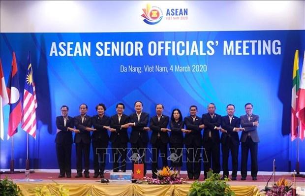 L'edification d'une vision de l'ASEAN apres 2025 en discussion a Da Nang hinh anh 1