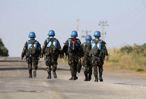 COVID-19 : l'ONU demande a neuf pays de differer leurs rotations de Casques bleus hinh anh 1