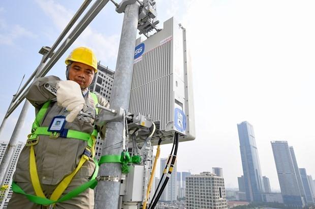 MobiFone pret a lancer des services 5G dans de grandes villes hinh anh 1