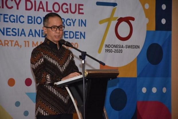 L'Indonesie s'oppose a la politique energetique de l'UE hinh anh 1