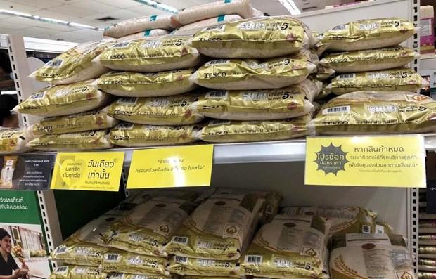 Thailande : les exportations de riz beneficient d'un coup de pouce en raison du COVID-19 hinh anh 1
