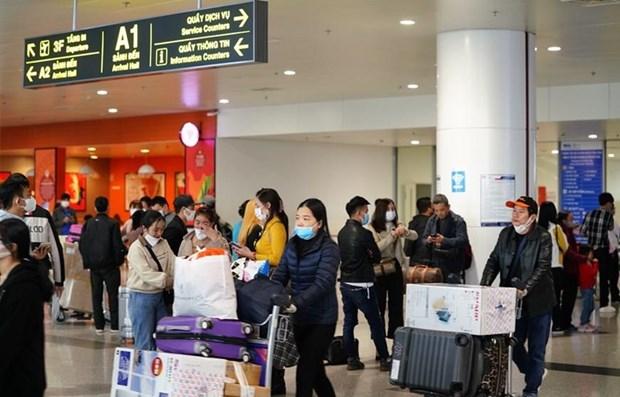 Declaration medicale obligatoire pour les passagers des vols interieurs avant le depart hinh anh 1