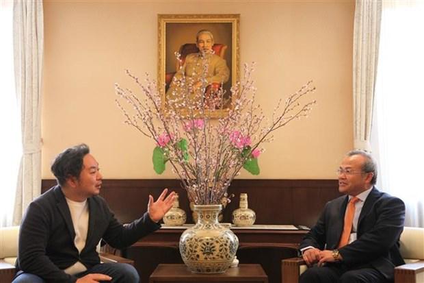 Fukushima (Japon) remercie le Vietnam pour son soutien apres le seisme et le tsunami en mars 2011 hinh anh 1