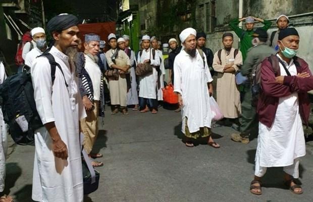 Indonesie : un rassemblement musulman a Jakarta se termine avec 183 personnes mises en quarantaine hinh anh 1
