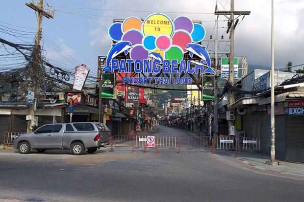 COVID-19 : la Thailande bloque l'ile Phuket et le Cambodge signale quatre nouveaux cas d'infection hinh anh 1