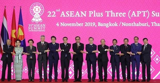 La Republique de Coree s'emploie a organiser une visioconference de l'ASEAN + 3 sur le COVID-19 hinh anh 1