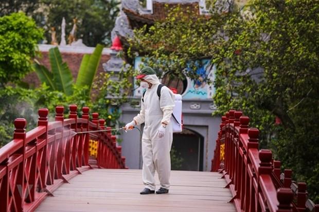 Le Vietnam ne laisse personne de cote dans sa lutte contre le coronavirus hinh anh 1