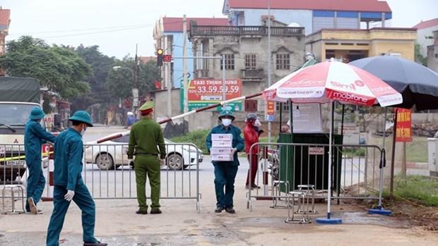 COVID-19 : Le total des cas confirmes au Vietnam s'eleve a 267 hinh anh 1