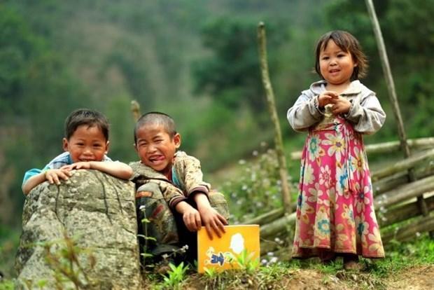 Efforts du Vietnam pour reduire la malnutrition chez les enfants des minorites ethniques hinh anh 1
