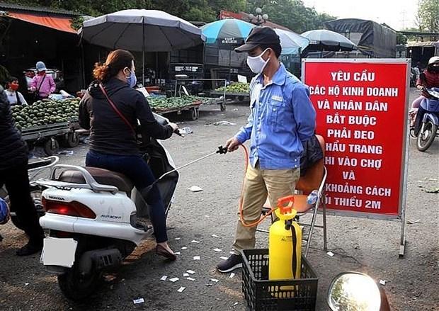 Hanoi demande d'alleger progressivement les regles de distanciation sociale hinh anh 1