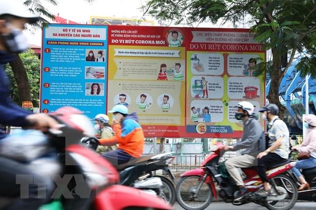 Le Vietnam - une exception dans la lutte contre le COVID-19 hinh anh 1
