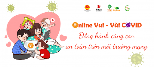 """""""Online vui – Vui Covid"""" – securiser l'utilisation de l'Internet par les enfants hinh anh 1"""