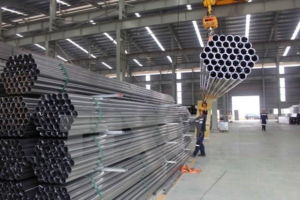 Bond des exportations nationales d'acier et de fer en Allemagne hinh anh 1