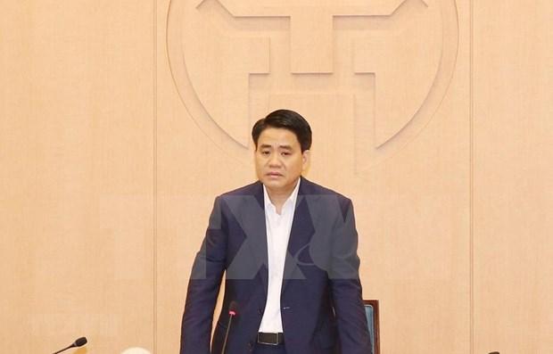 Hanoi met en œuvre des mesures synchrones pour la relance economique hinh anh 1
