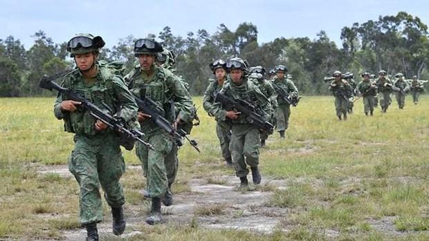 Singapour suspend tous les exercices a l'etranger en raison du COVID-19 hinh anh 1