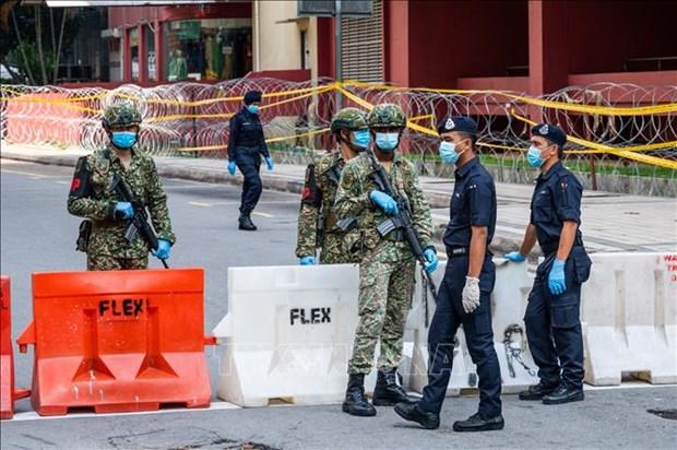 COVID-19 : la Malaisie pourrait a nouveau resserrer les restrictions sociales hinh anh 1