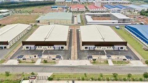 Immobilier industriel, des usines et entrepots prets a etre construits hinh anh 1