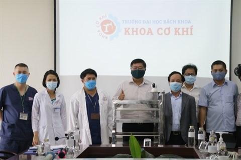 COVID-19 : quatre initiatives du Vietnam valorisees a l'echelle internationale hinh anh 1