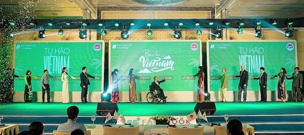 Le Vietnam coopere avec Facebook pour promouvoir le label touristique national hinh anh 1