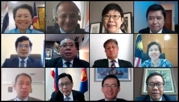 Promouvoir le partenariat strategique ASEAN – Inde hinh anh 1
