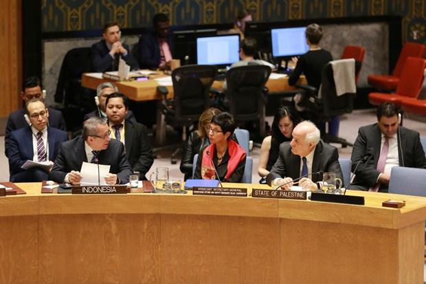 L'Indonesie elue membre du Conseil economique et social des Nations Unies hinh anh 1