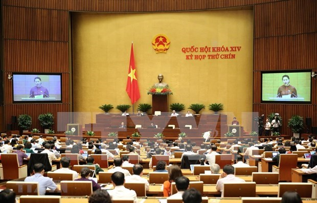 L'Assemblee nationale adopte une resolution concernant l'EVIPA hinh anh 1