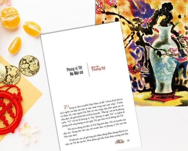 Les livres du Tet regagnent le cœur des lecteurs hinh anh 2