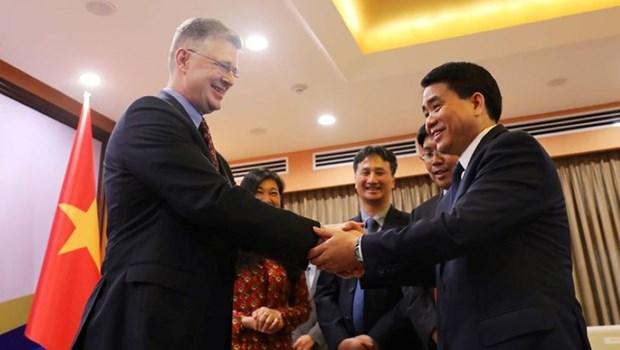 Les jalons de la cooperation entre Hanoi et les Etats-Unis hinh anh 1