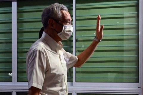 Elections generales a Singapour: le Parti au pouvoir victorieux, score historique pour l'opposition hinh anh 1