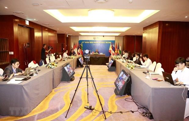 L'ASEAN et l'Inde conviennent de promouvoir leur cooperation hinh anh 1