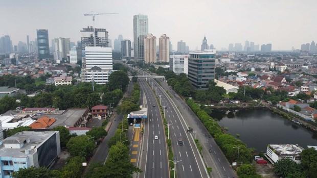 La croissance indonesienne au plus bas en 20 ans hinh anh 1