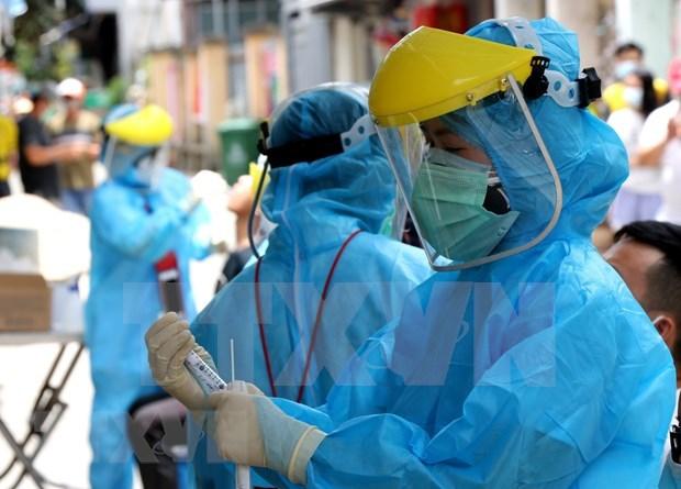 Le Vietnam signale le 9e deces du au coronavirus hinh anh 1