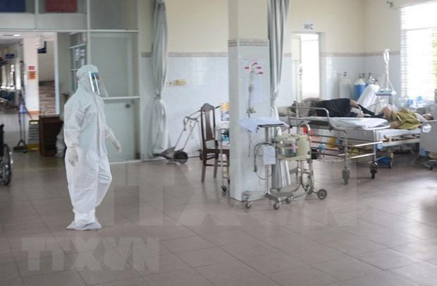 COVID-19 : Un autre deces enregistre le 6 aout hinh anh 1
